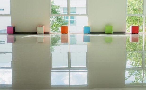 Epoxy Flooring Painting