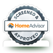 Home Advisor Screened And Approved, Logo